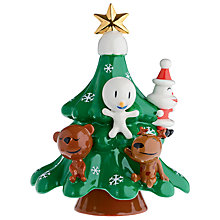 Buy Alessi Christmas Friends Figure Decoration Online at johnlewis.com