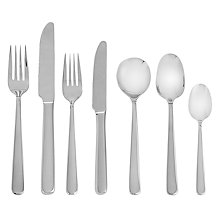 Buy John Lewis Eris Cutlery Set, 42 Piece Online at johnlewis.com