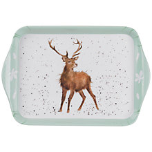 Buy Pimpernel Wrendale Stag Scatter Tray Online at johnlewis.com