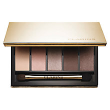 Buy Clarins 5 Colour Eyeshadow Palette Online at johnlewis.com