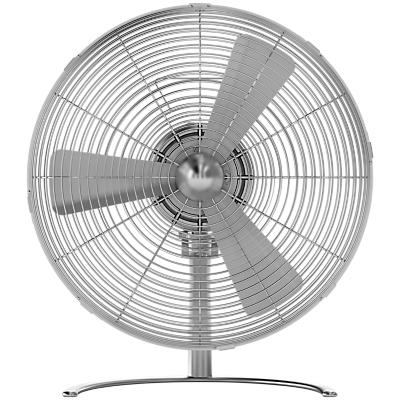 Image of Stadler Form Charly Little Floor Fan, Silver