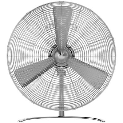 Image of Stadler Form Charly Floor Fan, Silver