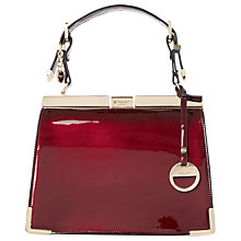 Buy Dune Dinidanni Grab Bag, Berry Online at johnlewis.com