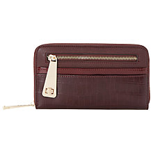 Buy Dune Karen Multi Compartment Zip Front Purse Online at johnlewis.com