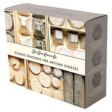 Buy Fine Cheese Co Classic Crackers Box, Large Online at johnlewis.com