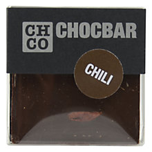 Buy The Chocolate Company, Chocbar With Chilli, 70% Online at johnlewis.com