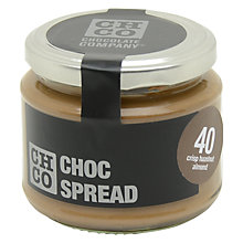 Buy The Fine Confectionery Company Hazelnut & Almond Chocspread Online at johnlewis.com
