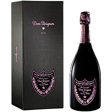 Buy Dom Pérignon Rosé Limited Edition, 75cl Online at johnlewis.com