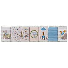 Buy Charbonnel et Walker, Peter Rabbit Slim Chocolates, Blue, 70g Online at johnlewis.com