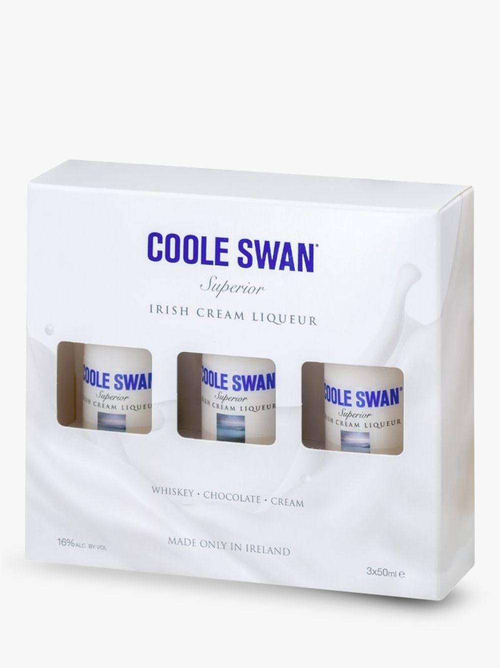 Coole Swan Coole Swan Irish Cream Minis, 3 x 50ml