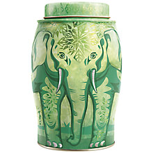 Buy Williamson Tea Mint Garden Tea Elephant Caddy Online at johnlewis.com