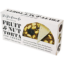 Buy Fine Cheese Company, Fruit & Nut Torta Online at johnlewis.com