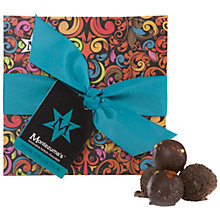 Buy Montezuma Dark Truffle Collection Small, 210g Online at johnlewis.com