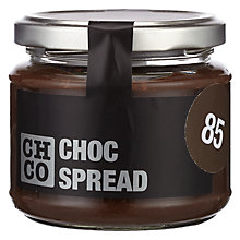 Buy The Fine Confectionery Company Dark Chocolate Spread With Cocoa Nibs, 200g Online at johnlewis.com