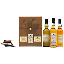 Buy Talisker Coastal Malts, Pack of 3 Online at johnlewis.com