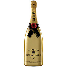 Buy Moët & Chandon Brut Imperial Limited Edition Golden Magnum, 150cl Online at johnlewis.com