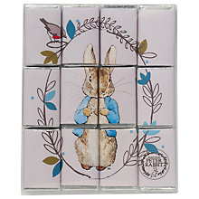 Buy Charbonnel Et Walker, Peter Rabbit 12 Piece Mini Chocolate Bar Set, 120g Online at johnlewis.com