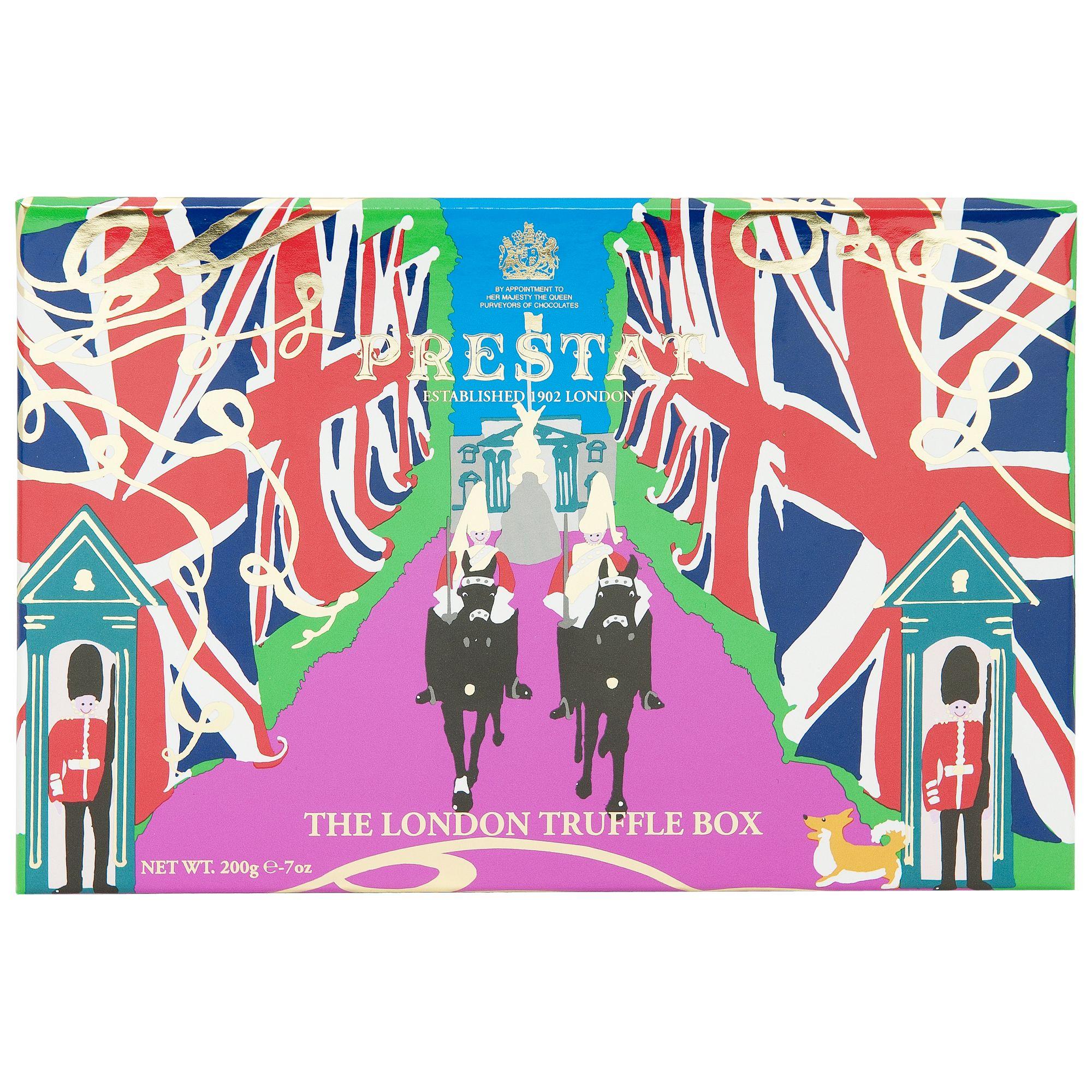 Prestat Prestat, The London Truffle Box, 200g