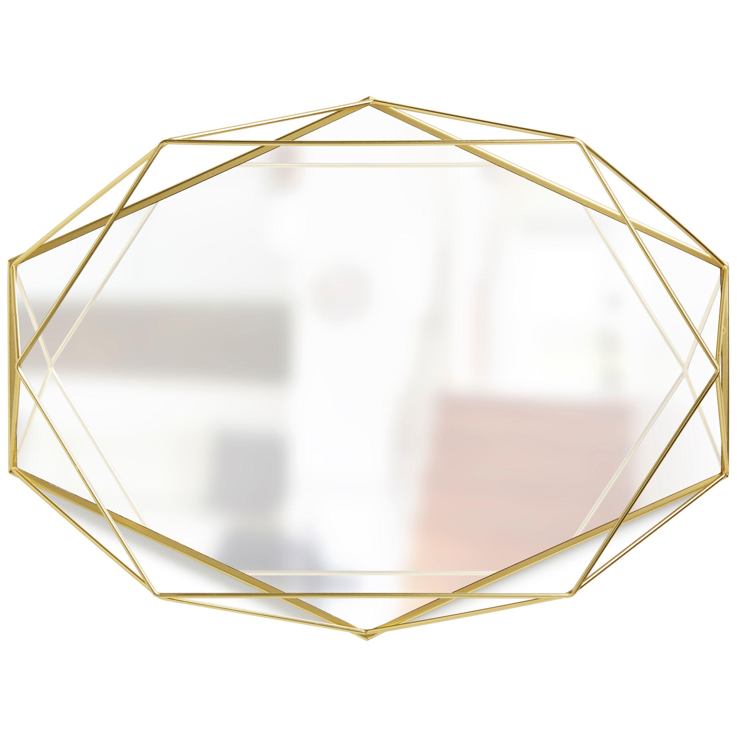 Umbra Umbra Prisma Wall Mirror, 43 x 57cm