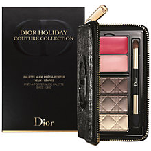 Buy Dior Holiday Couture Collection Nude Eye & Lip Palette Makeup Gift Set Online at johnlewis.com