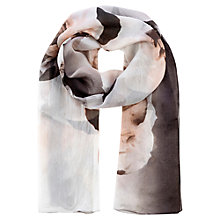 Buy Coast Silk Printed Scarf, Multi Online at johnlewis.com