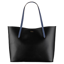 Buy Tula Saddle Large Leather Tote Online at johnlewis.com