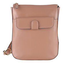 Buy Tula Smooth Originals Medium Leather Backpack Online at johnlewis.com