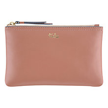 Buy Tula Smooth Originals Leather Zip Purse Online at johnlewis.com