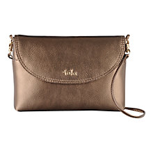 Buy Tula Party Small Leather Across Body Bag Online at johnlewis.com