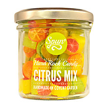 Buy Spun Candy Citrus Mix Jar, 100g Online at johnlewis.com