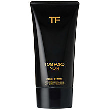 Buy TOM FORD Noir Pour Femme Body Lotion, 150ml Online at johnlewis.com