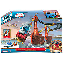 Buy Thomas & Friends Shipwreck Rails Set Online at johnlewis.com