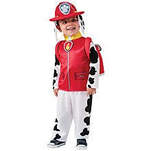Buy Paw Patrol Marshall Dressing-Up Costume Online at johnlewis.com