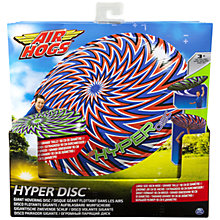 Buy Air Hogs Hyper Disc, Assorted Online at johnlewis.com