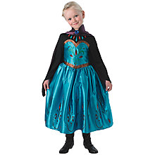 Buy Disney Frozen Coronation Elsa Dress-Up Costume Online at johnlewis.com