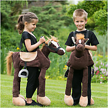 Buy Travis Designs Ride-On Pony Dressing-Up Costume Online at johnlewis.com