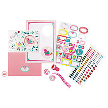 Buy Janod Card-Making Stationery Set Online at johnlewis.com