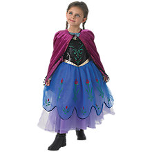 Buy Disney Frozen Anna Costume Online at johnlewis.com