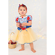 Buy Travis Designs Baby Snow White Dressing-Up Costume Online at johnlewis.com