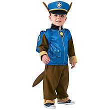 Buy Paw Patrol Chase Dressing-Up Costume Online at johnlewis.com