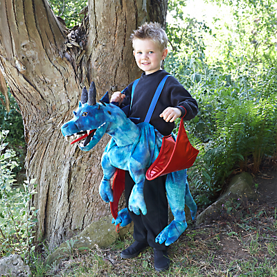 Travis Designs Ride-On Dragon Dressing-Up Costume