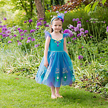 Buy Travis Designs Peacock Fairy Dressing-Up Costume Online at johnlewis.com