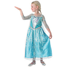 Buy Disney Frozen Elsa Dress-Up Costume Online at johnlewis.com