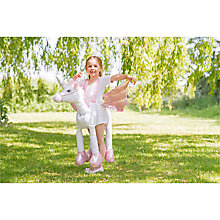 Buy Travis Designs Ride-On Unicorn Dressing-Up Costume Online at johnlewis.com