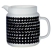 Buy Marimekko Siirtolapuutarha Pitcher Online at johnlewis.com