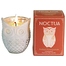 Buy Noctua Arabian Pomegranate Scented Candle Online at johnlewis.com
