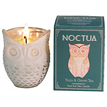 Buy Noctua Yuzu and Green Tea Scented Candle Online at johnlewis.com