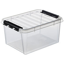 Buy Orthex SmartStore Classic 15 Plastic Storage Box (14L) Online at johnlewis.com