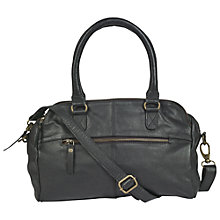 Buy Fat Face Toddington Bowling Bag, Black Online at johnlewis.com