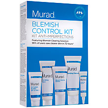 Buy Murad Blemish Control 30 Day Kit Online at johnlewis.com